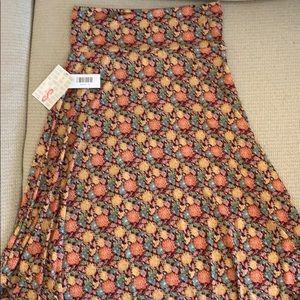 LulaRoe Azure skirt Small